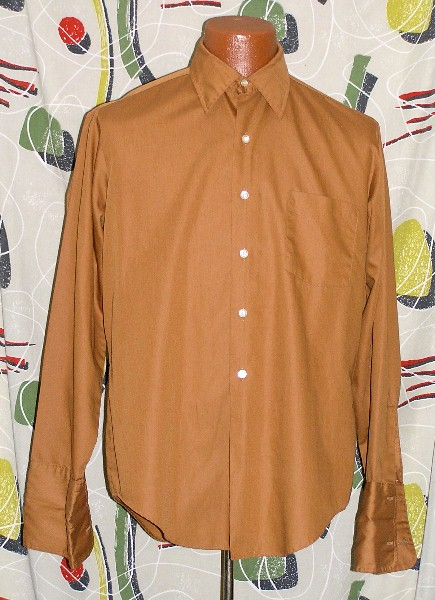 Men's Vintage Dress Shirt#4