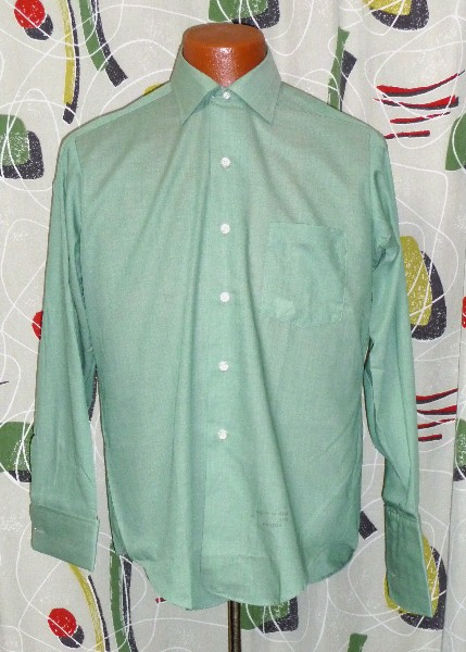 Men's Vintage Dress Shirt#6