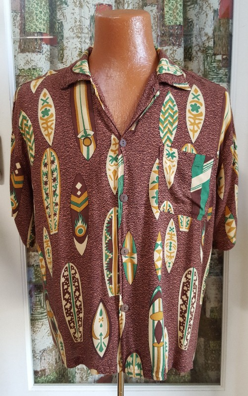 Men's Vintage Hawaiian shirt