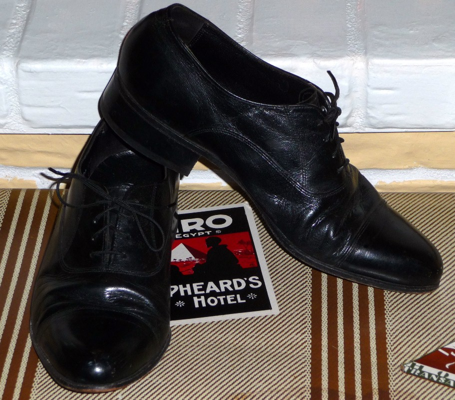 1940's Mens Shoes
