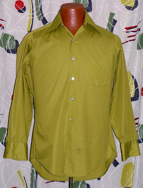 Men's Vintage Dress Shirt#03
