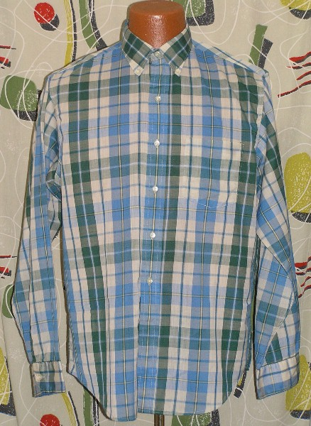 Men's Vintage Dress Shirt#26