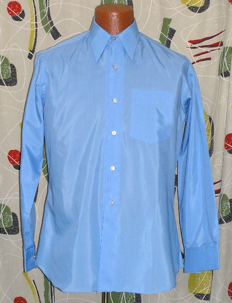 Men's Vintage Dress Shirt#7